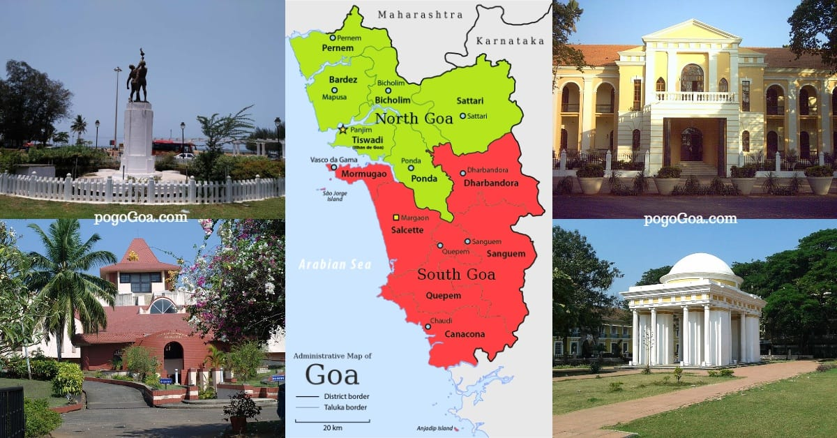 about goa state