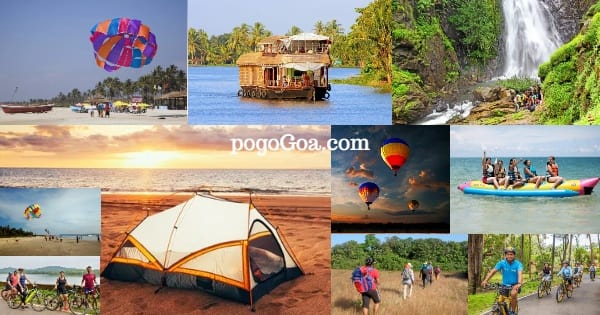 about Goa state other activities